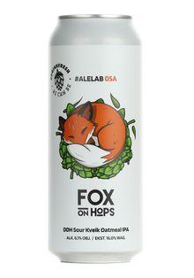 05A Fox on Hops, AleBrowar