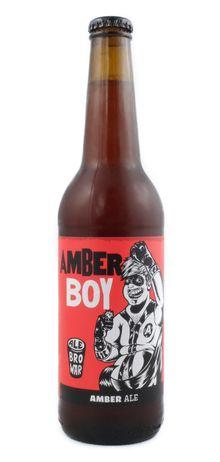 Amber Boy, AleBrowar
