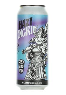 Hazy Ingrid, AleBrowar