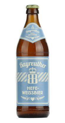 Hefe-Weissbier, Bayreuther Brauhaus