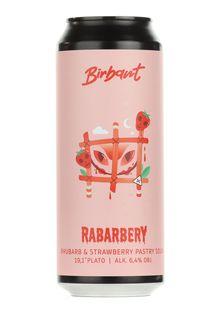 Rabarbery, Browar Birbant