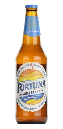 Mirabelka bezalkoholowe, Browar Fortuna