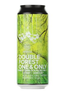 Double Forest One & Only, Browar Nepomucen