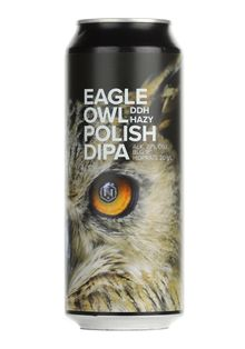 Eagle Owl Polish DIPA, Browar Nepomucen