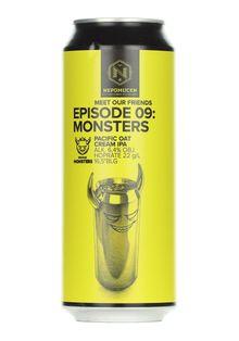 Monsters, Browar Nepomucen