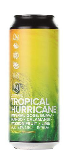 Tropical Hurricane, Browar Nepomucen