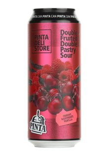 #6 Double Fruited Double Pastry Sour, Browar Pinta