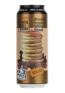 Breakfast Imperial White Stout, Browar Pinta