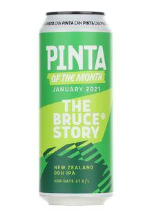 January 2021, Browar Pinta