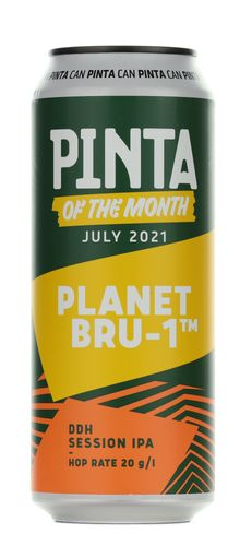 July 2021, Browar Pinta