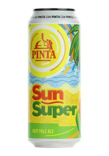 Sun Super, Browar Pinta