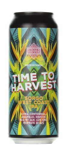 Time to Harvest, Browar Raduga