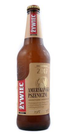 Amerykańskie pszeniczne, Browar Żywiec
