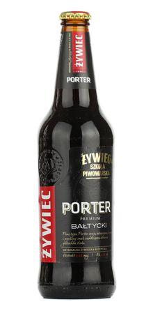 Porter bałtycki premium, Browar Żywiec