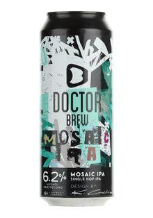 Mosaic IPA, Doctor Brew