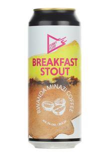 Breakfast Stout, Browar Funky Fluid