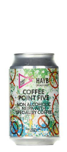 Coffee Point Five, Browar Funky Fluid