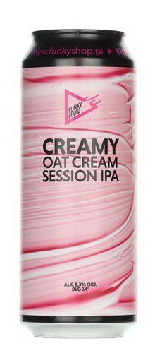 Creamy, Browar Funky Fluid