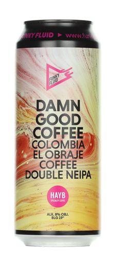 Damn Good Coffee, Browar Funky Fluid