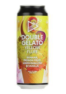 Double Gelato Yellow Fluff, Browar Funky Fluid