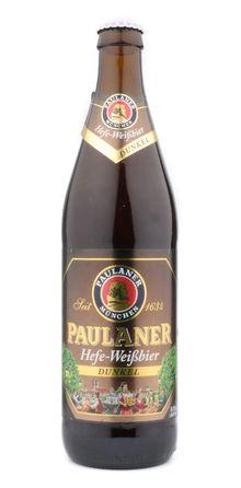 Hefe-Weißbier Dunkel, Paulaner
