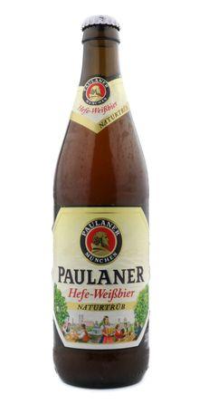 Hefe-Weißbier Naturtrüb, Paulaner
