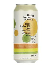 Hazy Double IPA #01, The Garden Brewery