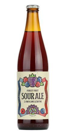 Forest Fruit Sour Ale, Trzech Kumpli