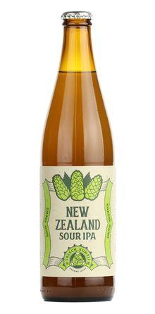 New Zealand Sour IPA, Trzech Kumpli
